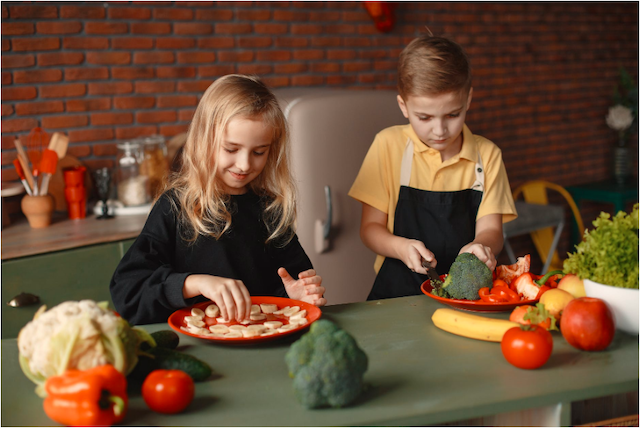 plant-based family blogs to raise plant-based kids