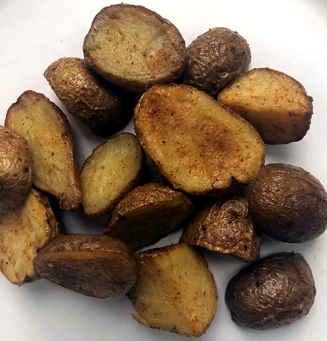 mini baked potatoes final